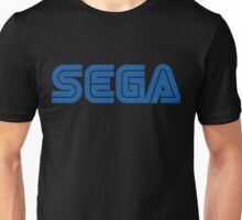 SEGA classic video games logo Unisex T-Shirt