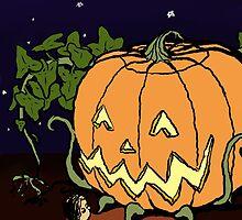 It's the Great Pumpkin! by Jayne Whitaker