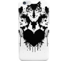Dan Smith Inkblot iPhone Case/Skin