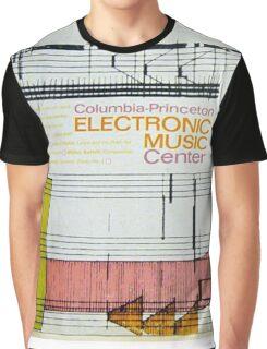 Columbia-Princeton Electronic Music Center  Graphic T-Shirt