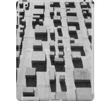 Brasilia Blocks iPad Case/Skin