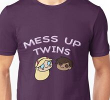 Mess Up Twins! Unisex T-Shirt