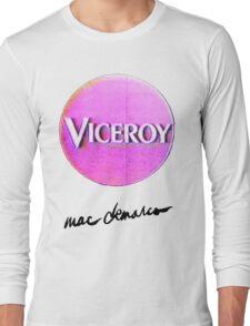 Mac DeMarco Viceroy  Long Sleeve T-Shirt