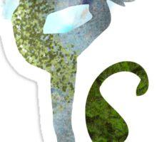 """Fairy Nice"" Woodland Fairy Sticker"