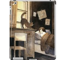 Autumn mornings iPad Case/Skin