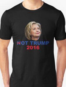 Not Trump 2016 Unisex T-Shirt