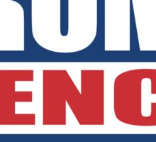 Trump Pence 2016 Sticker