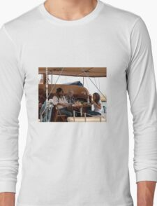 Yo Ho Ho, Ready to Sail Long Sleeve T-Shirt