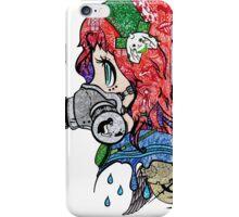 Steam Punk doodle iPhone Case/Skin