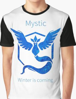 Pokemon GO - Winter Is Coming Graphic T-Shirt