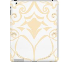 Pattern Series: White Swirl iPad Case/Skin