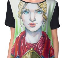 Our Lady Chiffon Top