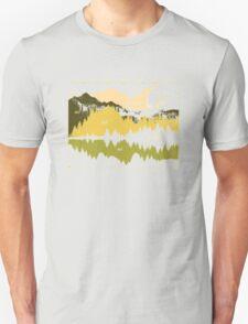 Music Timeline Unisex T-Shirt