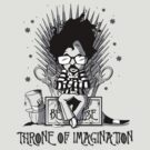 Burton's Iron Throne by warbucks360