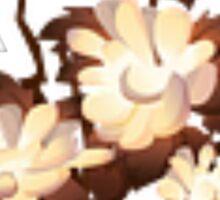flower arrangement Sticker