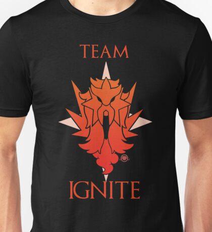 Team Ignite - Black Unisex T-Shirt