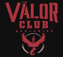 Valor Club - Team Valor Kids Tee