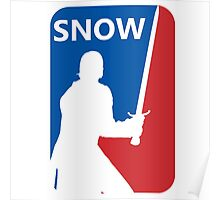 The king in the North Conference of the Westeros Basketball Association Poster