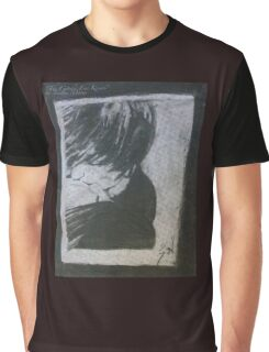 "Original charcoal drawing called, ""The Gender Free Kissers"" Graphic T-Shirt"