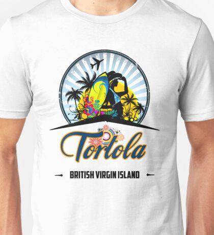 Tortola Summer Time Unisex T-Shirt