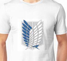 SNK Recon Corps Pixels Unisex T-Shirt