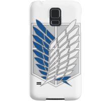 SNK Recon Corps Pixels Samsung Galaxy Case/Skin