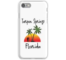Tarpon Springs Florida. iPhone Case/Skin