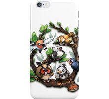 Birdies iPhone Case/Skin