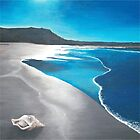 Cornish Beach by Gallopingcarrot