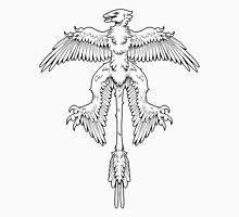 Microraptor - The Tiny Plunderer - Textless Version Unisex T-Shirt