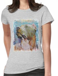 Pit Bull Womens Fitted T-Shirt