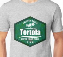 Tortola Fun Paradise  Unisex T-Shirt