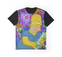 HIGHMER SIMPSON Graphic T-Shirt