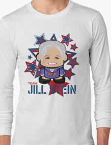 Team Stein Politico'bot Toy Robot Long Sleeve T-Shirt