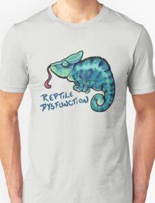 Reptile Dysfunction T-Shirt