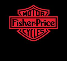 Fisher Price Motor Cycles by brandoff