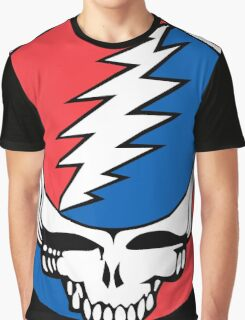 Redskins Grateful Dead Graphic T-Shirt