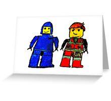 Lego Duo Greeting Card