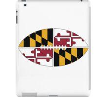 Maryland Football iPad Case/Skin