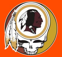 Redskins Grateful Dead Kids Tee