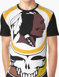Redskins Grateful Dead Graphic T-Shirt