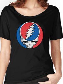Redskins Grateful Dead Women's Relaxed Fit T-Shirt
