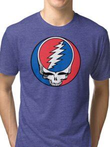 Redskins Grateful Dead Tri-blend T-Shirt