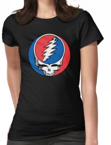 Redskins Grateful Dead Womens Fitted T-Shirt