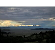 Wilkerson Pass Photographic Print