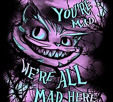 We're All Mad Here by PlayableArts