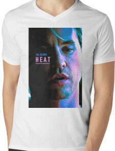 HEAT 3 Mens V-Neck T-Shirt