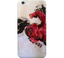 Strength iPhone Case/Skin
