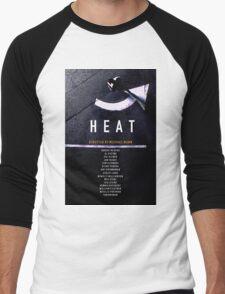 HEAT 2 Men's Baseball ¾ T-Shirt