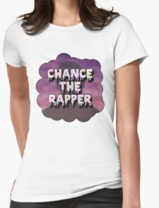 Chance - Clean Womens Fitted T-Shirt